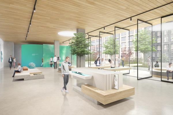 Architecture & Design Customer Center for Triad