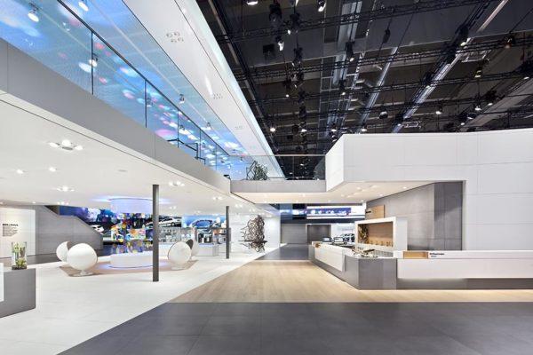 Architecture BMW, IAA  for Bluescope